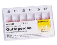 GUTTAPERCHA .04 GRÖSSEN 15-40 ZIPPERER-VDW
