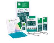 KIT DENTAL DAM -H02778- HYGENIC
